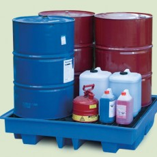 Spill_Ready_Spill_Containment_4_Drum_Bund