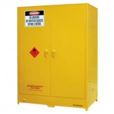 Spill Ready Chemical Storage Cabinets Flammable_large_capacity_450L