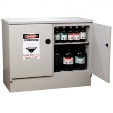 spill-ready-chemical-storage-cabinets-corrosive-polyethlyene-100L