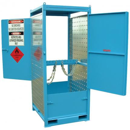 spill-ready-chemical-storage-cabinets-gas-cylinder-double-sided
