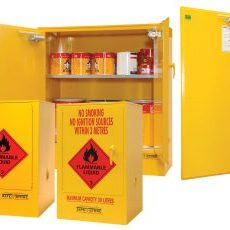 Flammable Liquid Indoor Cabinets