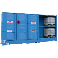 spill-ready-dangerous-goods-cabinets-outdoor-relocatable-IBC-store-10-IBC