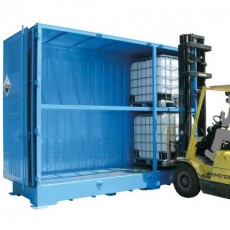 Outdoor IBC Stores