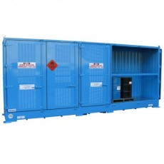 spill-ready-dangerous-goods-cabinets-outdoor-relocatable-drum-store-10-pallet