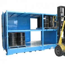 spill-ready-dangerous-goods-cabinets-outdoor-relocatable-drum-store-12-pallet_double_depth_2