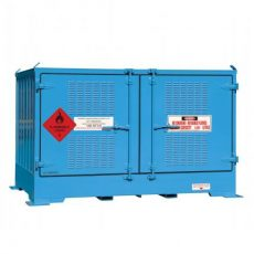 spill-ready-dangerous-goods-cabinets-outdoor-relocatable-drum-store-2-pallet