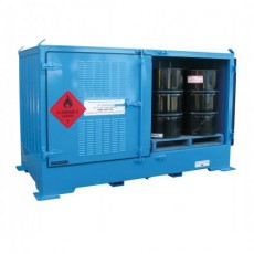 spill-ready-dangerous-goods-cabinets-outdoor-relocatable-drum-store-2-pallet_2