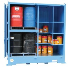spill-ready-dangerous-goods-cabinets-outdoor-relocatable-drum-store-4-pallet_3