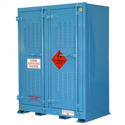 spill-ready-dangerous-goods-cabinets-outdoor-relocatable-drum-store-450L
