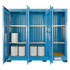 spill-ready-dangerous-goods-cabinets-outdoor-relocatable-drum-store-650L_2