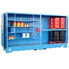spill-ready-dangerous-goods-cabinets-outdoor-relocatable-drum-store-8-pallet_3